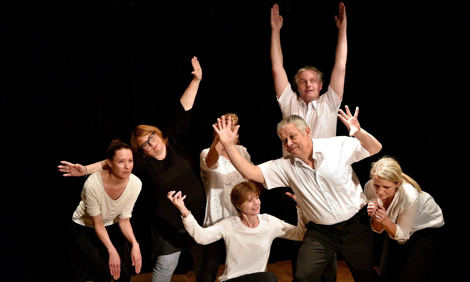 A45 - divadelní improvizace